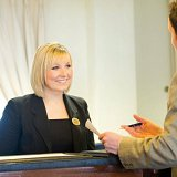 Junior Receptionist, Belmont Hotel