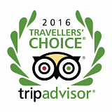 A Travellers' Choice Hotel Winner