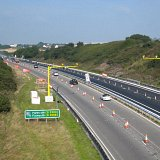 A30 at temple is now OPEN!