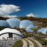 Journey into space at the Eden Project