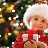 Meet Father Christmas at the Eden Project