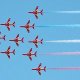 The Red Arrows are back!