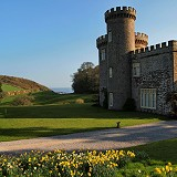 Caerhays Castle and Estate