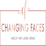 Changing Faces - Wedding Hair - Make Up - Lashes - Brows