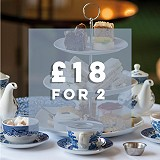 Afternoon Tea for 2 £18