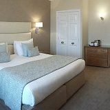 Refurbished Bedrooms at The Belmont Hotel