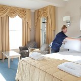 Room Attendant, Carlyon Bay Hotel