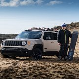 Braunton Burrows is chosen for Jeeps latest advert