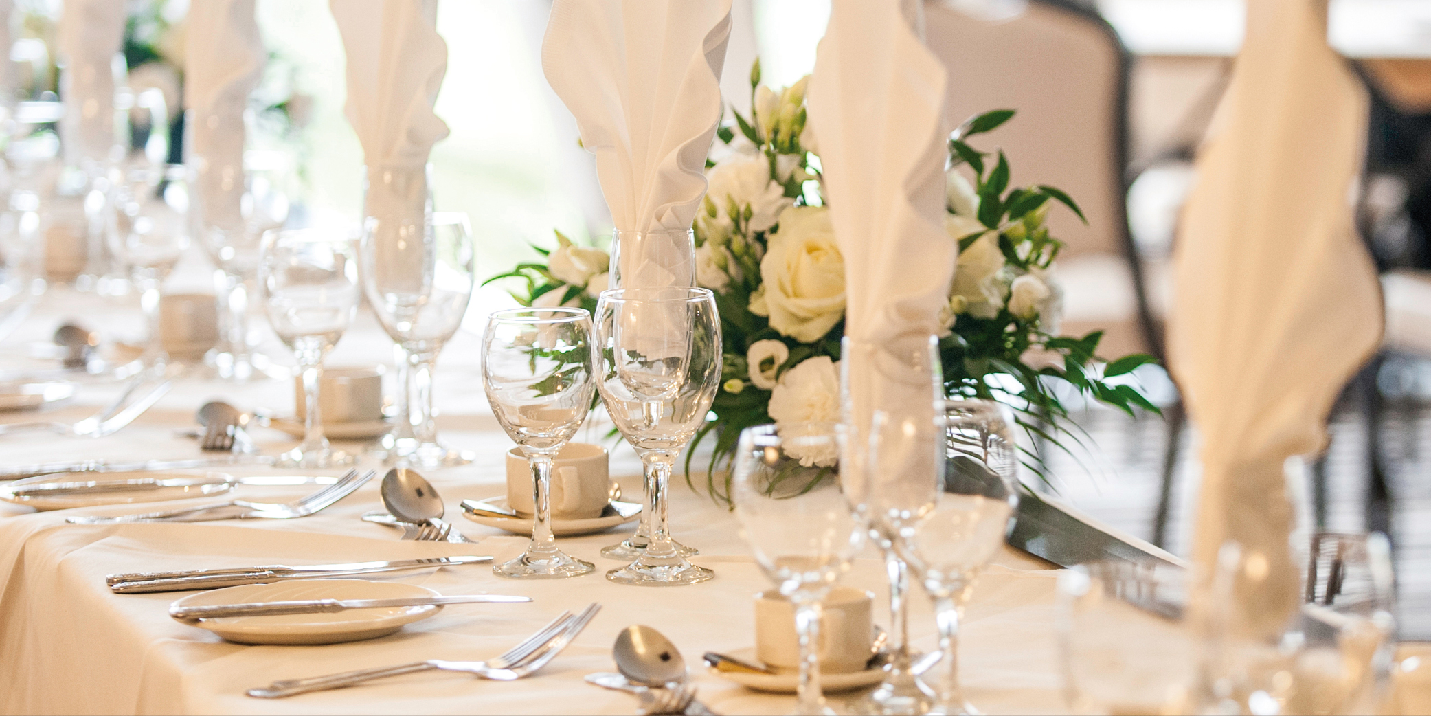 banqueting in north devon