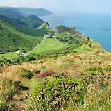5 places to visit in Exmoor