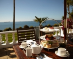 Afternoon Teas on the Terrace