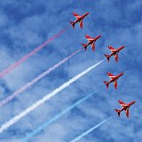 The Red Arrows are coming to Falmouth
