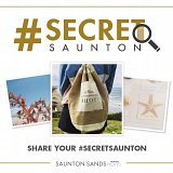 Enter our #SecretSaunton competition
