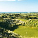 Saunton Golf Club host the English Senior Men's Open