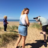 A Mum's eye view of modelling at Saunton