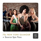 70s New York Glamour Night