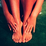 Deluxe Gel Pedicure