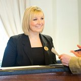 Full Time Receptionist, Victoria Hotel