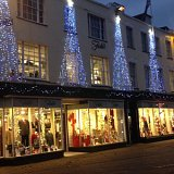 Sidmouth Christmas Late Night Shopping Evening