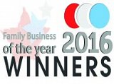 We're 'Family Business of the Year 2016'
