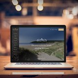 The new look Brend Hotels website